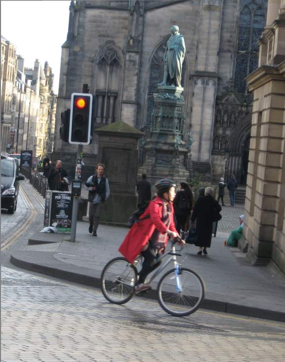 Cycling In Edinburgh Your Questions Answered